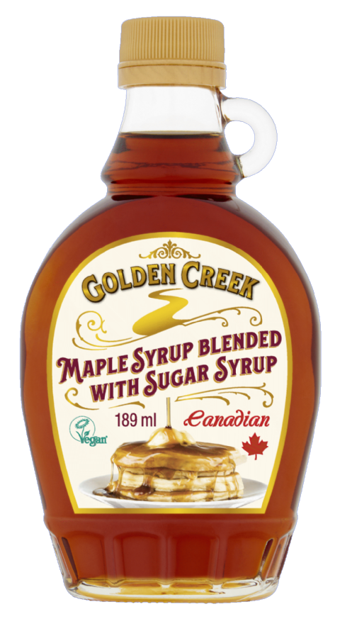 Golden Creek Blend Maple Syrup 189ml